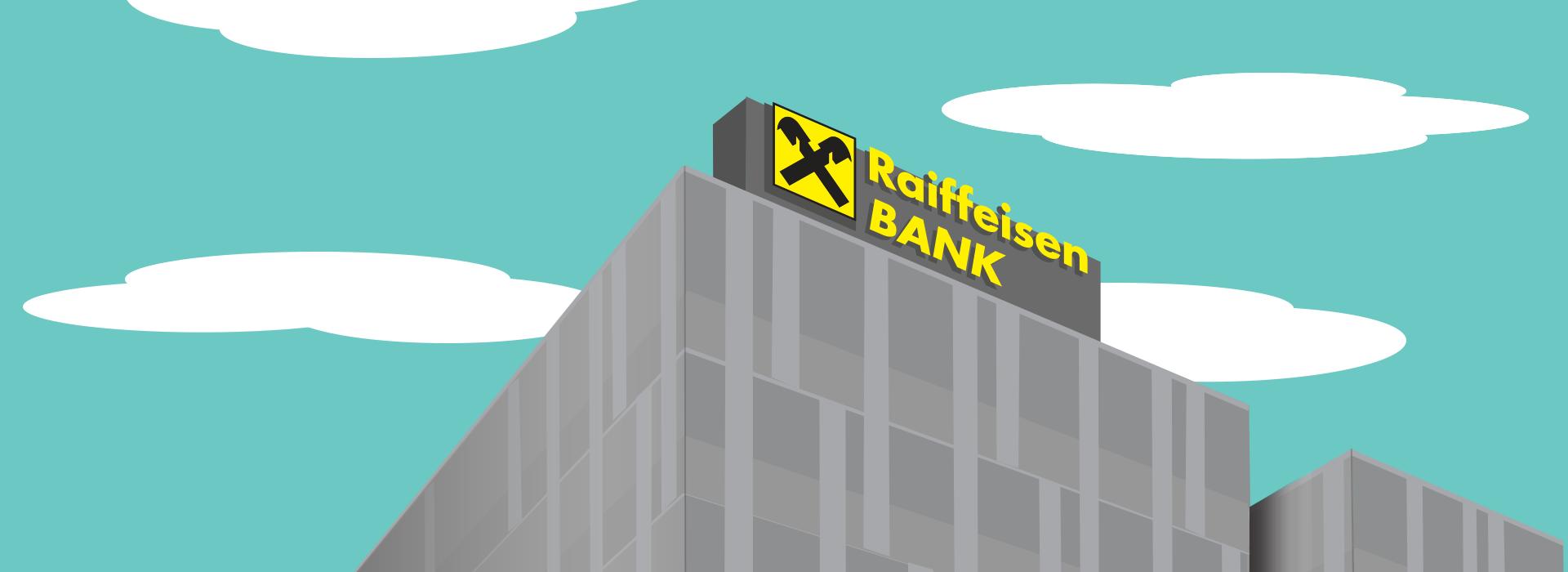 Rados by u ns Raiffeisen banka